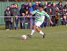 Suffolk Senior Cup Draw