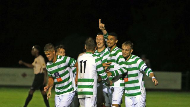 The Castlemen win in the FA Cup