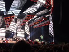 Ed Sheeran closes Divide world tour in Framlingham colours