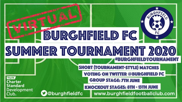 Virtual Burghfield FC Summer Tournament 2020