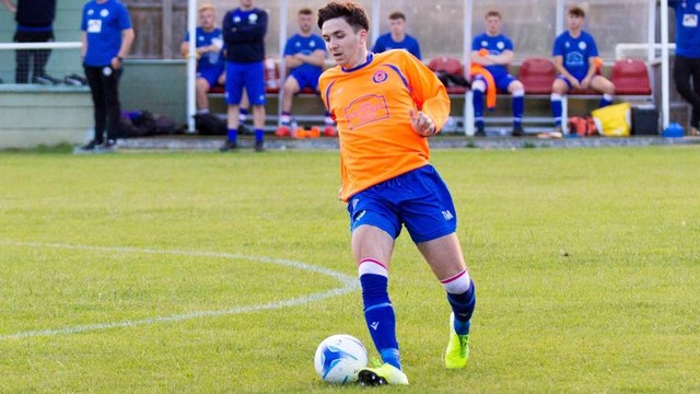 Tom Marrs Wins Football in Berkshire August Goal Of The Month