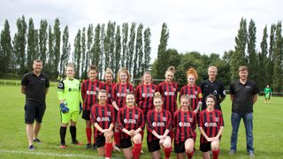 Lower Hopton Ladies v West Yorkshire Police