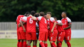 Borough lose tight battle with title favourites