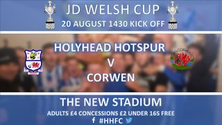 WELSH CUP WEEKEND