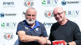 New Assistant Manager for Holywell Town FC Reserves