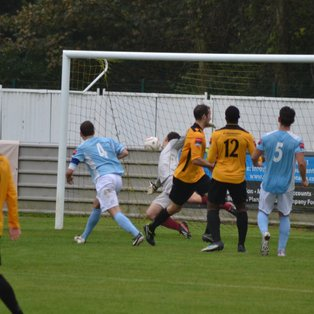 Cheshunt 2 Brentwood Town 3