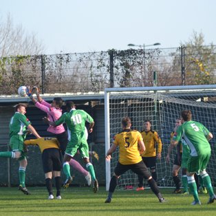 Thamesmead Town 5 Cheshunt 0
