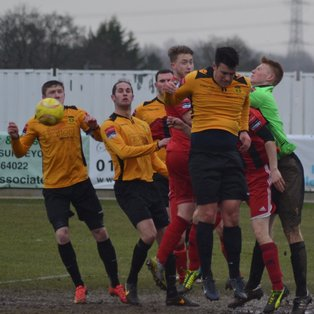 Cheshunt 1 Brightlingsea Regent 5
