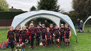 Essex Festival Under 8's on 15th April'18
