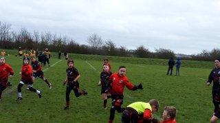 Under 9's vs Burnham - Sunday 3rd March 2019