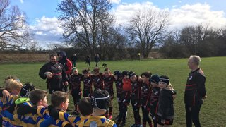 Under 9's vs Southend and Upminster - Sunday 10th March 2019