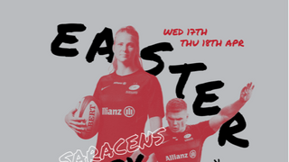 Saracens Easter Rugby Camp 2019 – South Woodham Ferrers RFC