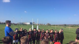 Under 9's vs Canvey Island - Sunday24th March 2019
