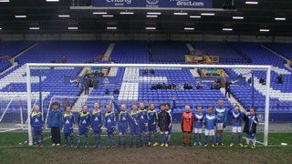 Bootle Bucks Day At Goodison Park 18/05/2013