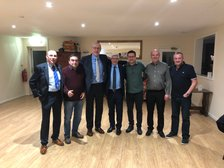 Great Sportsman's Evening at the club with Bryan Hamilton and Terry Butcher