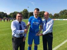 Blues captain Tom Bullard departs Leiston for Stowmarket Town