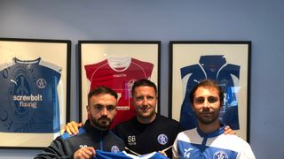 Albert Serra Parrondo and Sebastia Pons Llado join the Blues
