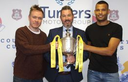 Leiston handed away tie at Woodbridge Town in Suffolk Premier Cup