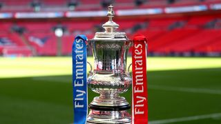 Leiston's FA Cup History