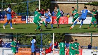 Leiston 3-1 Hitchin Town - Match Report