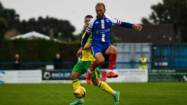 Blues go down to Norwich City 5-3, while Reserves draw 1-1 at Harwich