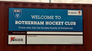 Men's 2s go top with 7 goal rout at Rotherham