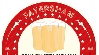 FAVERSHAM BEER FESTIVAL EARLY BIRD TICKETS ON SALE