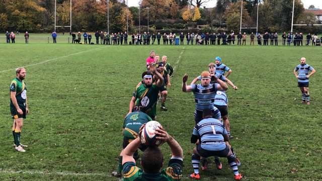 1st XV Match Report - Saturday 9th November