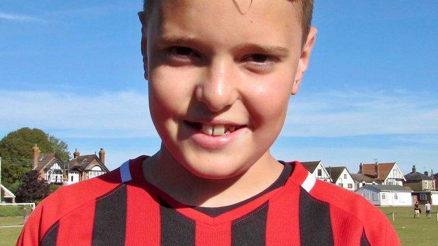 Brightlingsea Regent U12s vs Saffron Walden Community Youth