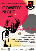 Comedy Night with Justin Panks
