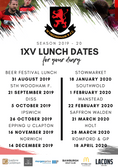 1XV Lunch Dates