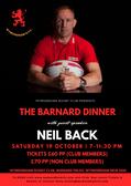 The Barnard Dinner 2019