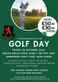 Wymondham Rugby Club Golf Day