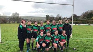 Heathfield Warriors V Lewes U13s Girls Rugby