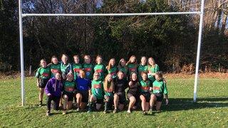 U18s Friendly with Hove Uckfield & Crowborough