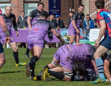 MATCH REPORT: Rams promoted after victory over Clifton.