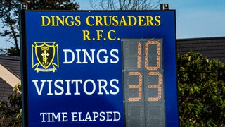 First XV v Dings Crusaders (away)