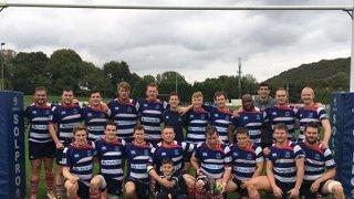 Sheffield 2's  34  -  26  Sheffield Tigers 2's
