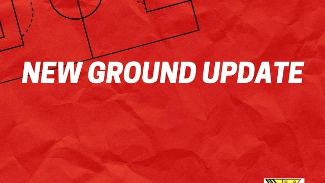 NEW GROUND UPDATE