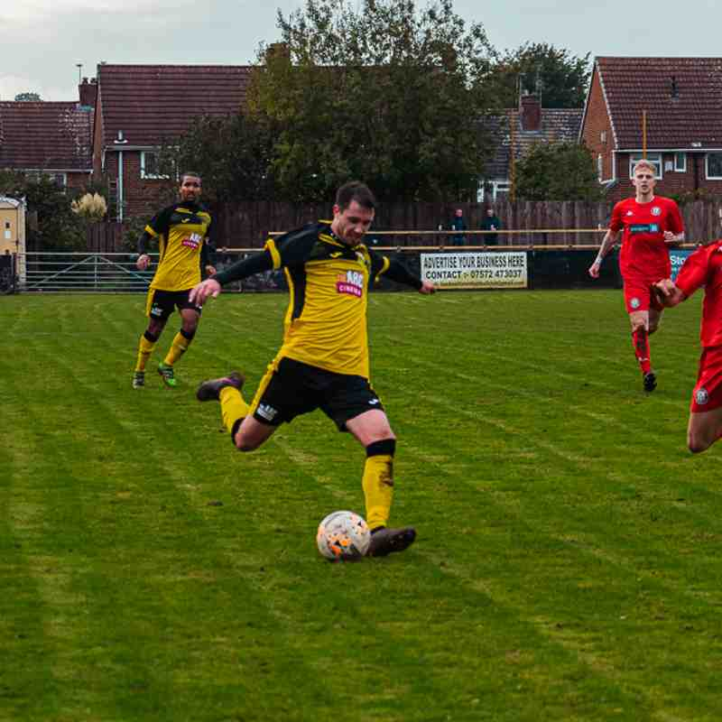 Hucknall Town v Heanor Town - 17th Oct 2020