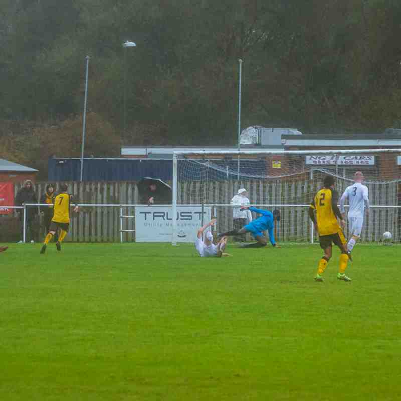 Clifton AW v Hucknall Town- 24th Oct 2020