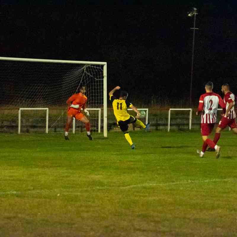 Borrowash v Hucknall Town FC 8th Sept 2021