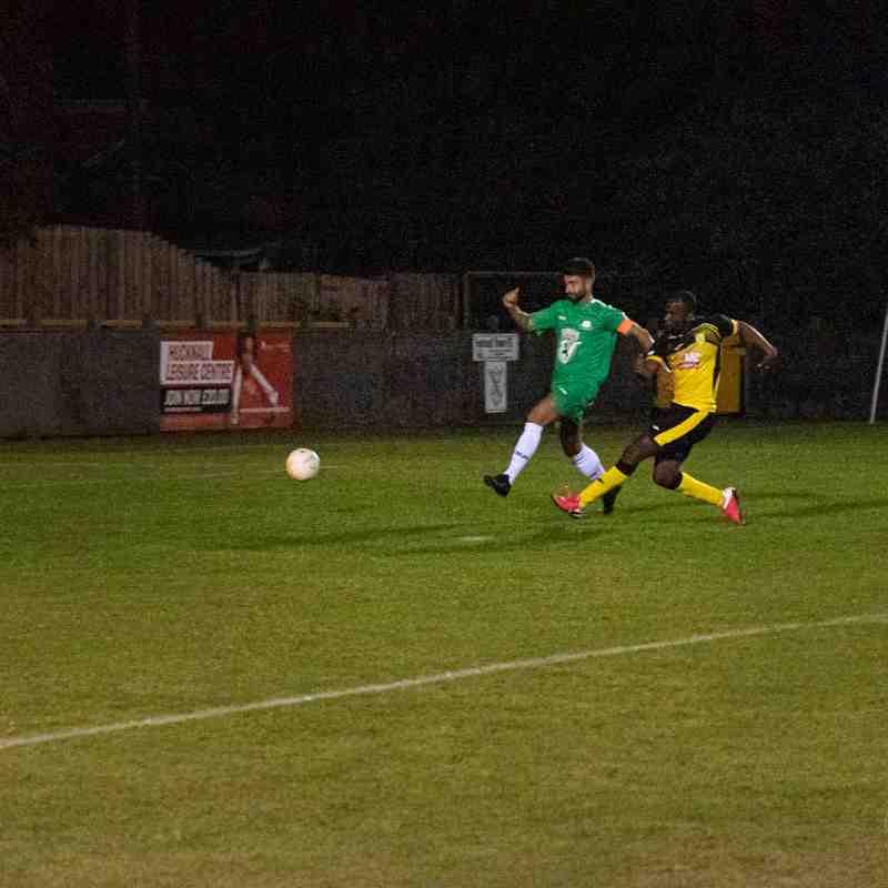 Hucknall Town FC v Clifton AW 22nd September 2021