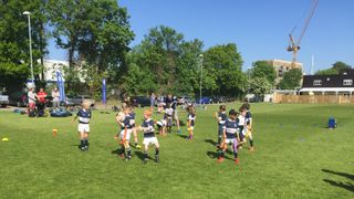 Age Grade Rugby Training @ Jubilee Ground 6/05/18