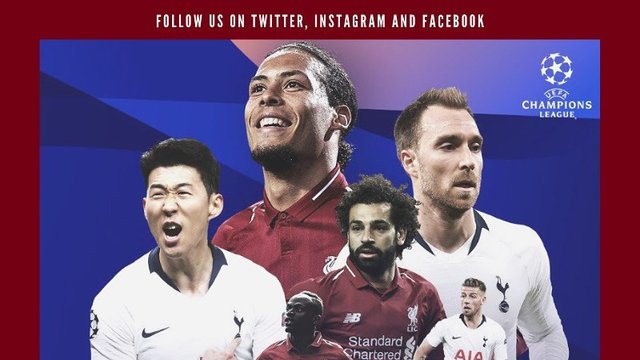 Champions League Final Live at the club this Saturday