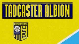 Tadcaster Albion 2-1 Marske United