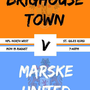 Brighouse Town 0-1 Marske United - Match Report