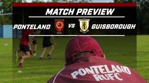 Match Preview vs. Guisborough