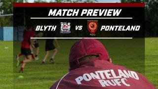 Match Preview vs. Blyth RFC