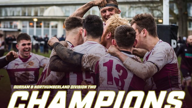 #MightyMaroons Crowned League Champions